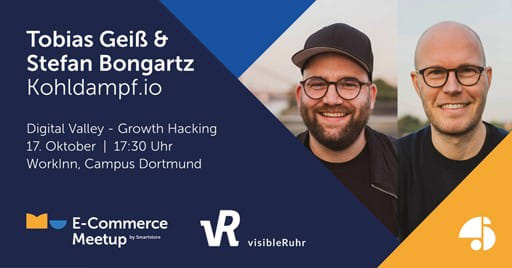 Event: Digital Valley - E-Commerce Meetup zum Thema Growth Hacking