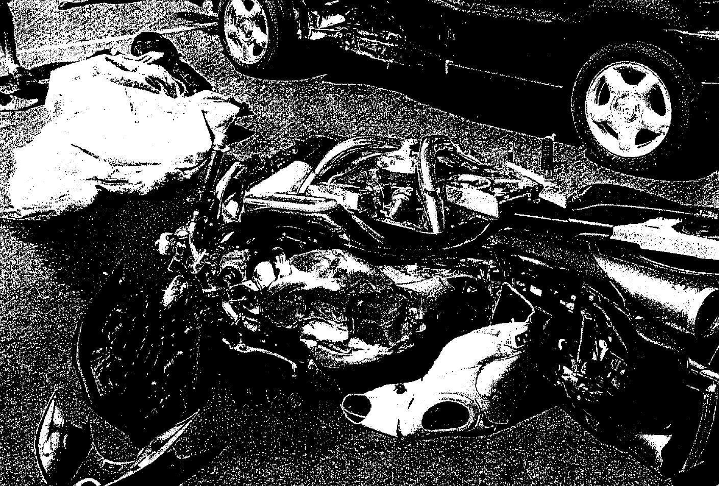 22.06.2005 Serious traffic accident of our founder