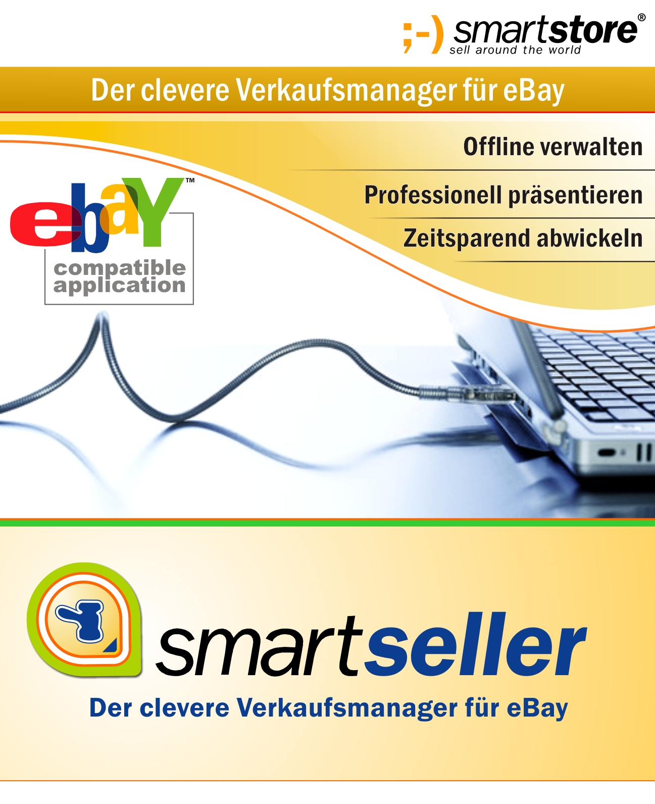 The eBay SmartSeller is published